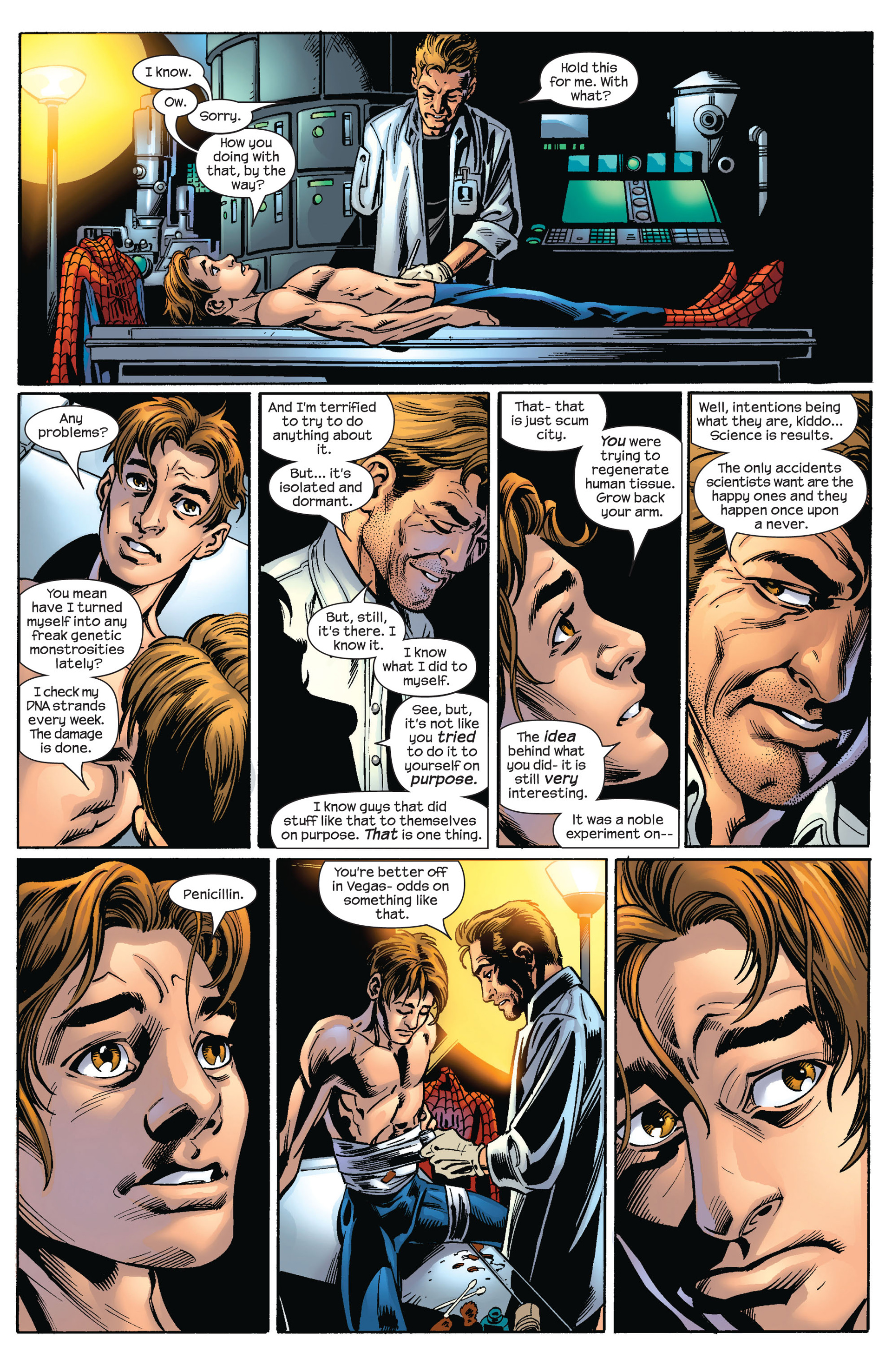 Ultimate Spider-Man (2000) Issue #60 #64 - English 18
