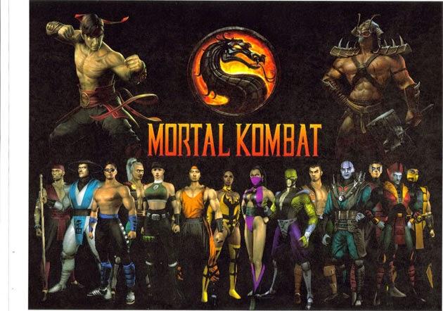 free mortal combat