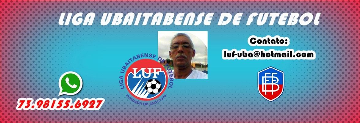 LUF - UB@IT@B@ ESPORTES - B@hia - Br@sil