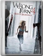 Camino Hacia el Terror 4 (2011) Wrong Turn 4