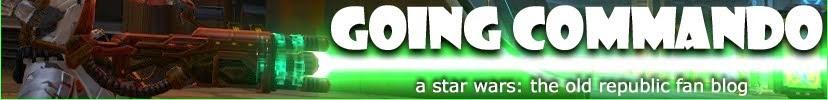 Going Commando | A SWTOR Fan Blog