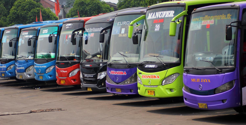 Daftar Perusahan Otobus di Indonesia Terbaru KAROSERI ...