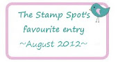 I'm a Stamp Spot Favourite