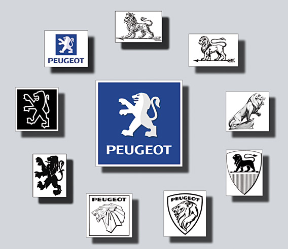 History Of All Logos All Peugeot Logos