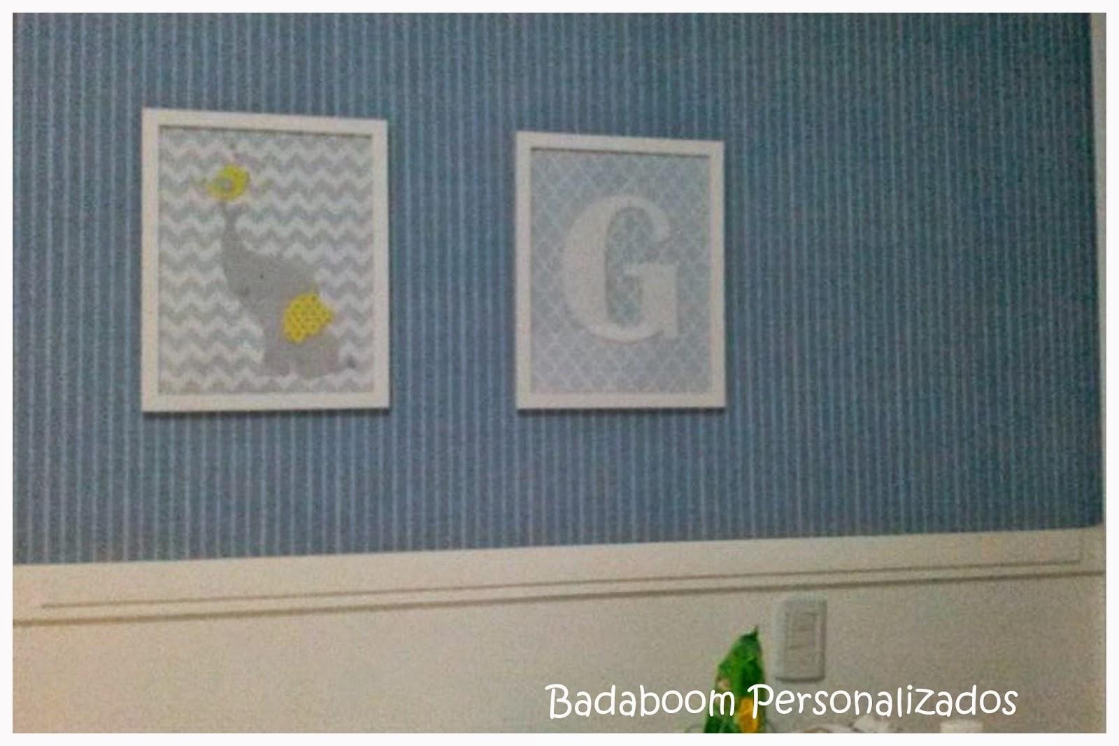 Print, quarto, infantil, decoração, safari, quadrinhos