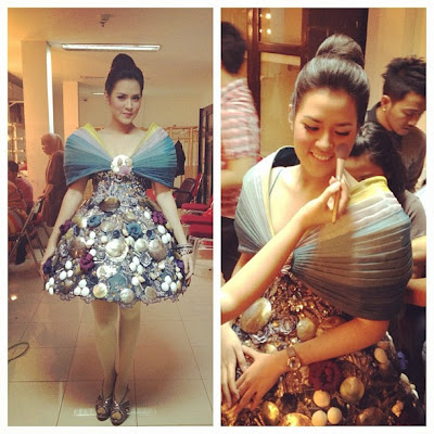 Galeri Foto Raisa Andriana - New Rising Star Indonesia
