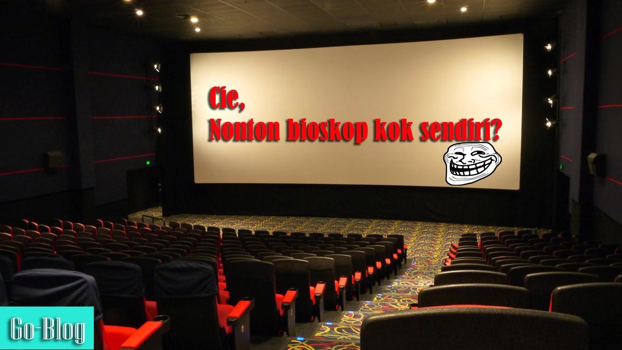 bioskop, sendiri, horor indonesia, meme
