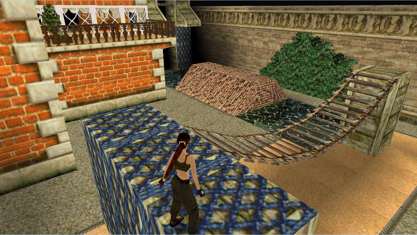 Tomb Raider II Game