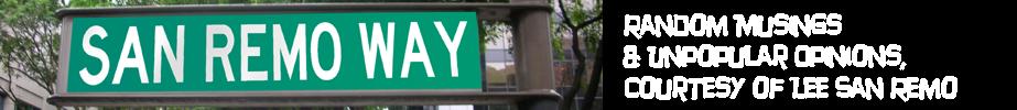 San Remo Way