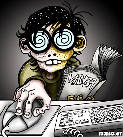 kartun geek