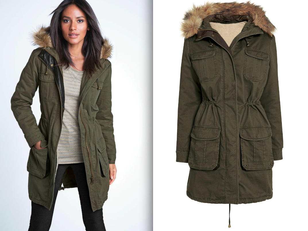 Parka Coats & Ways To Rock The Hot Winter Fashion Trend ...