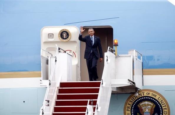 Barack Obama Sekali Lagi ke Malaysia