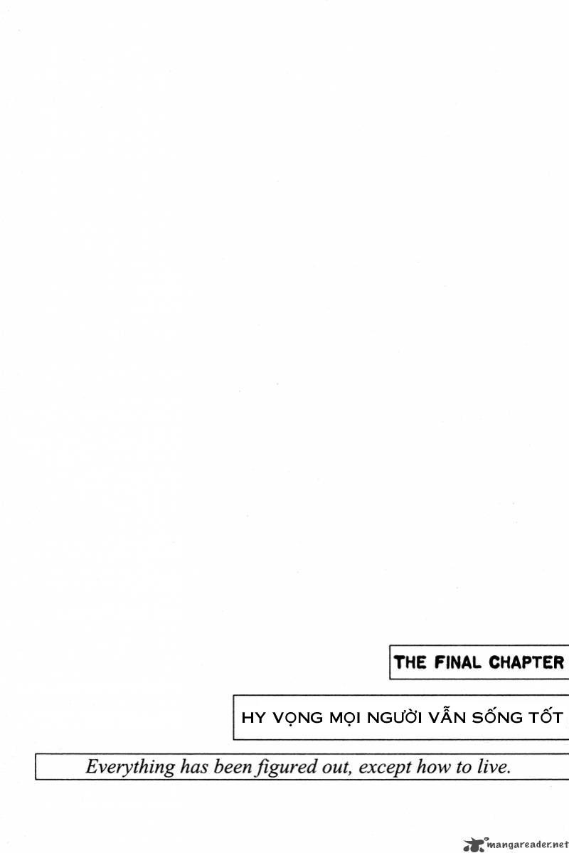 Alive – The Final Evolution chap 82 – End Trang 3 - Mangak.info