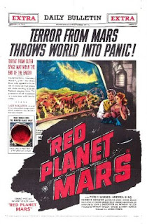 new year's eve retrovision: red planet mars