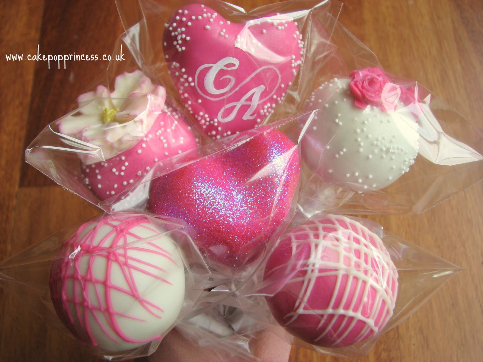 Cake Pop Princess: Very late makes to share - post 1!
