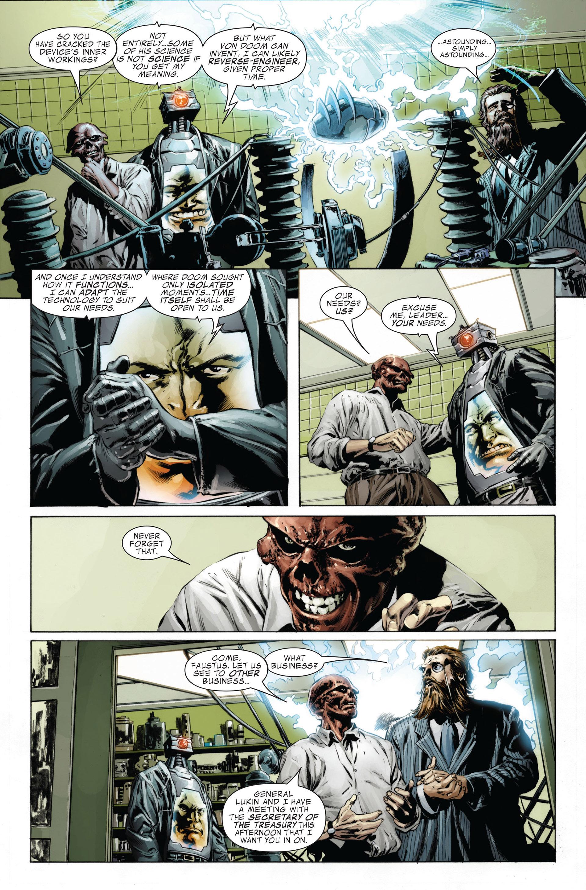Captain America (2005) Issue #26 #26 - English 15