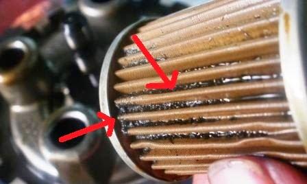 Cara Mengganti Filter Oli Motor Yamaha Vixion