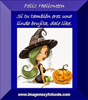 Feliz Halloween, Bruja Bonita 2