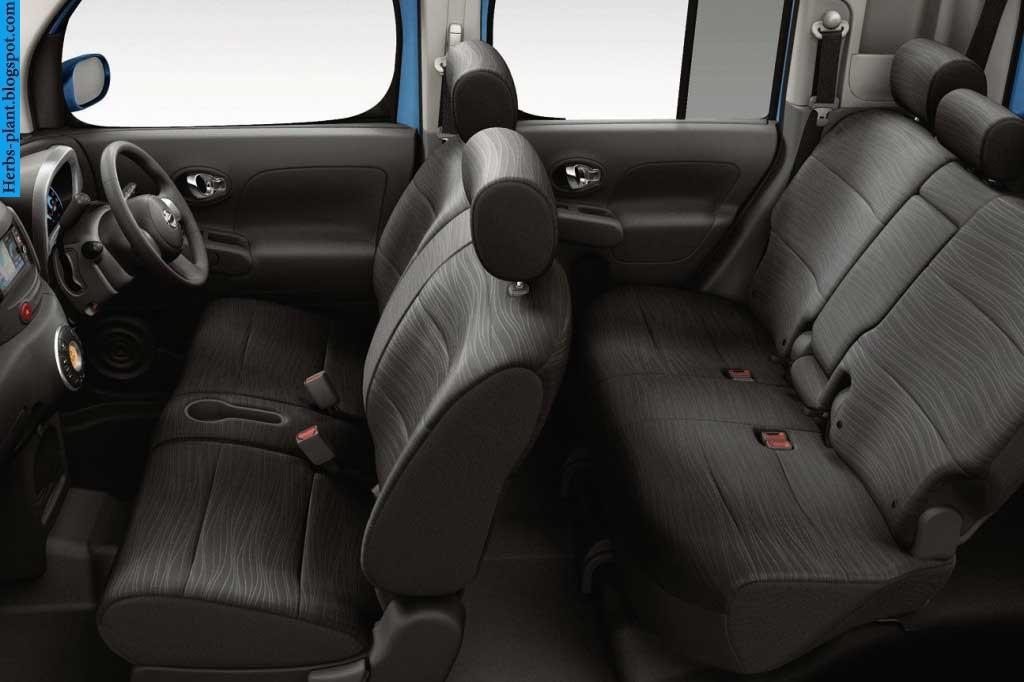 Nissan cube car 2013 interior - صور سيارة نيسان كوبي 2013 من الداخل