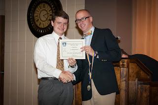 Montgomery Catholic High School Academic Awards Ceremony Held May 4 2