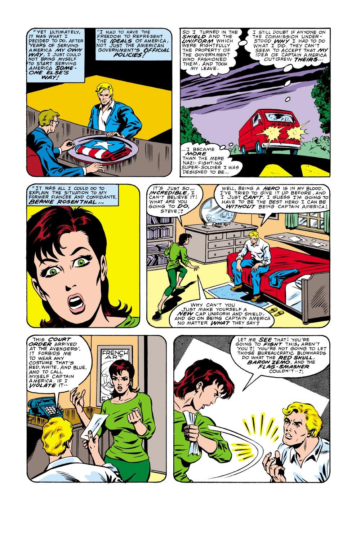 Captain America (1968) Issue #336 #265 - English 7