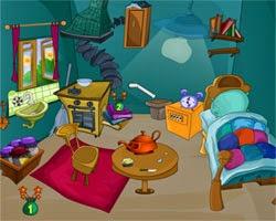 Juegos de Escape Bed Room Escape