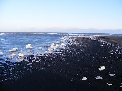 Laguna de gheata Jokulsarlon, Islanda