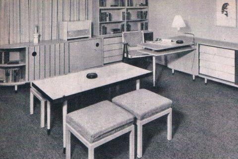 tyske møbler