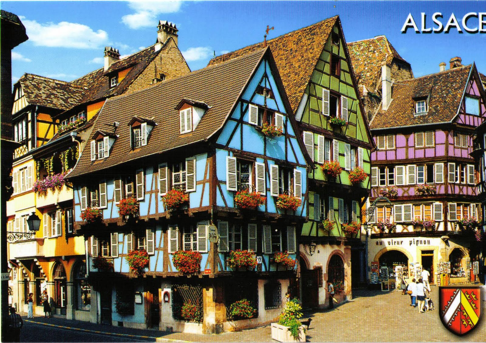 Shinta permana sari blog colmar the another beautiful for Colmar pictures
