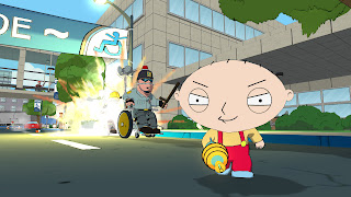 Family Guy : Back To The Multiverse (7)