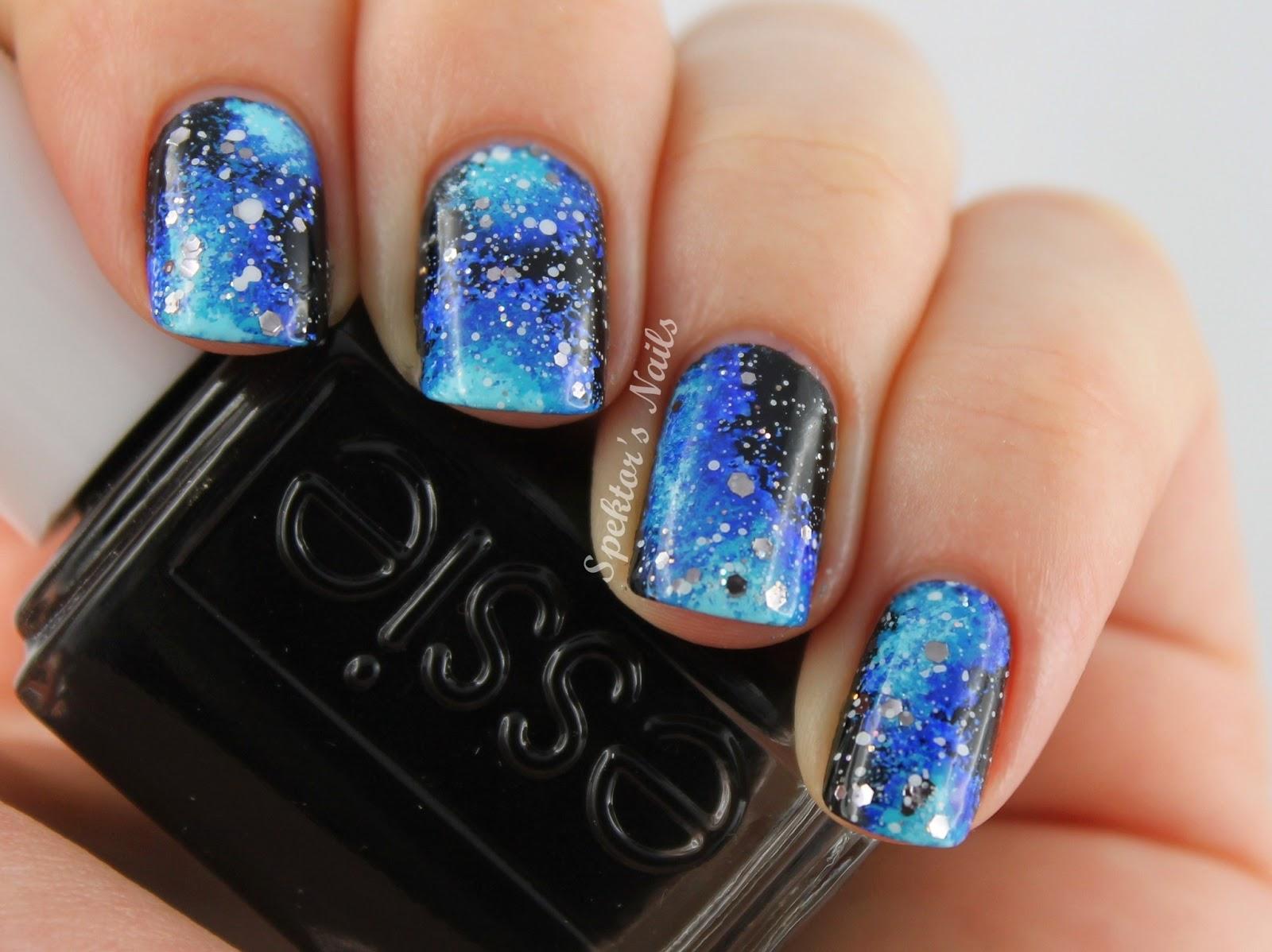 22 brave Acrylic Painted Nails – ledufa.com
