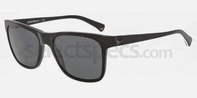 Emporio Armani Sunglasses as Worn by Lewis Hamilton in 2014