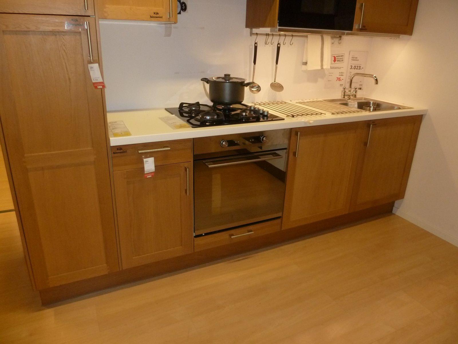 Ikea Keuken Uitzoeken : Hier de IKEA keuken die we hebben uitgezocht. Mooi van eiken hout