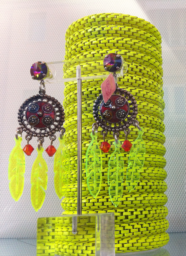 Fluo Bijoux on www.designandfashionrecipes.com