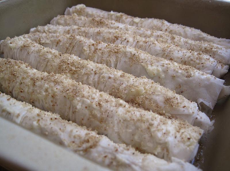Healthy Almond Baklava - Naturally Sweetened Homemade ...