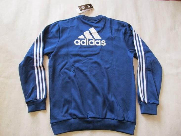 Sweater Bola GO Training Chelsea Blue 2014 Terbaru Big Match Jersey