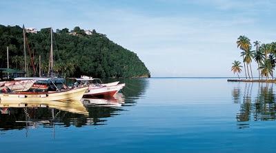 Mango Beach Inn in St Lucia