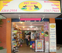 Apoio - Pet Shop Belay