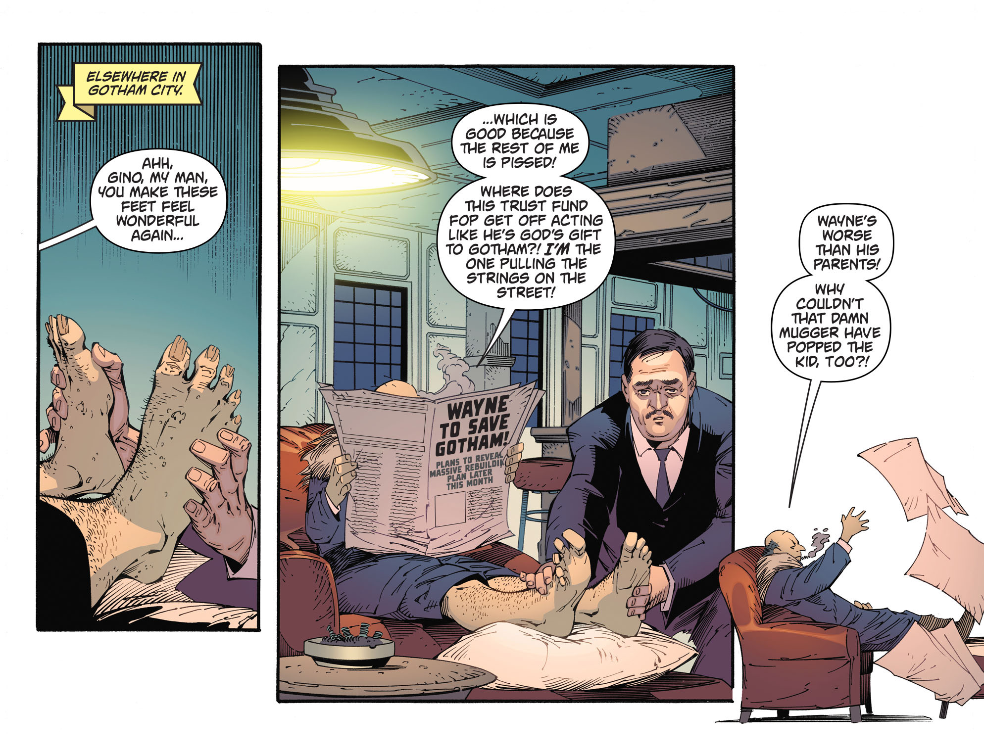 Batman: Arkham Knight [I] Issue #6 #8 - English 9
