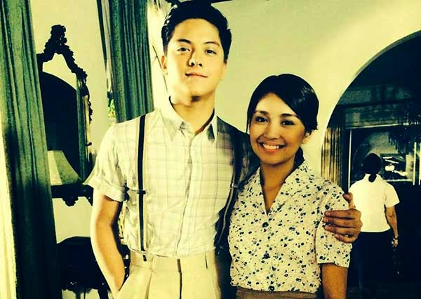 KathNiel as FeStacio in 'Be Careful'