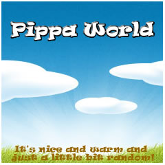 Pippa world badge