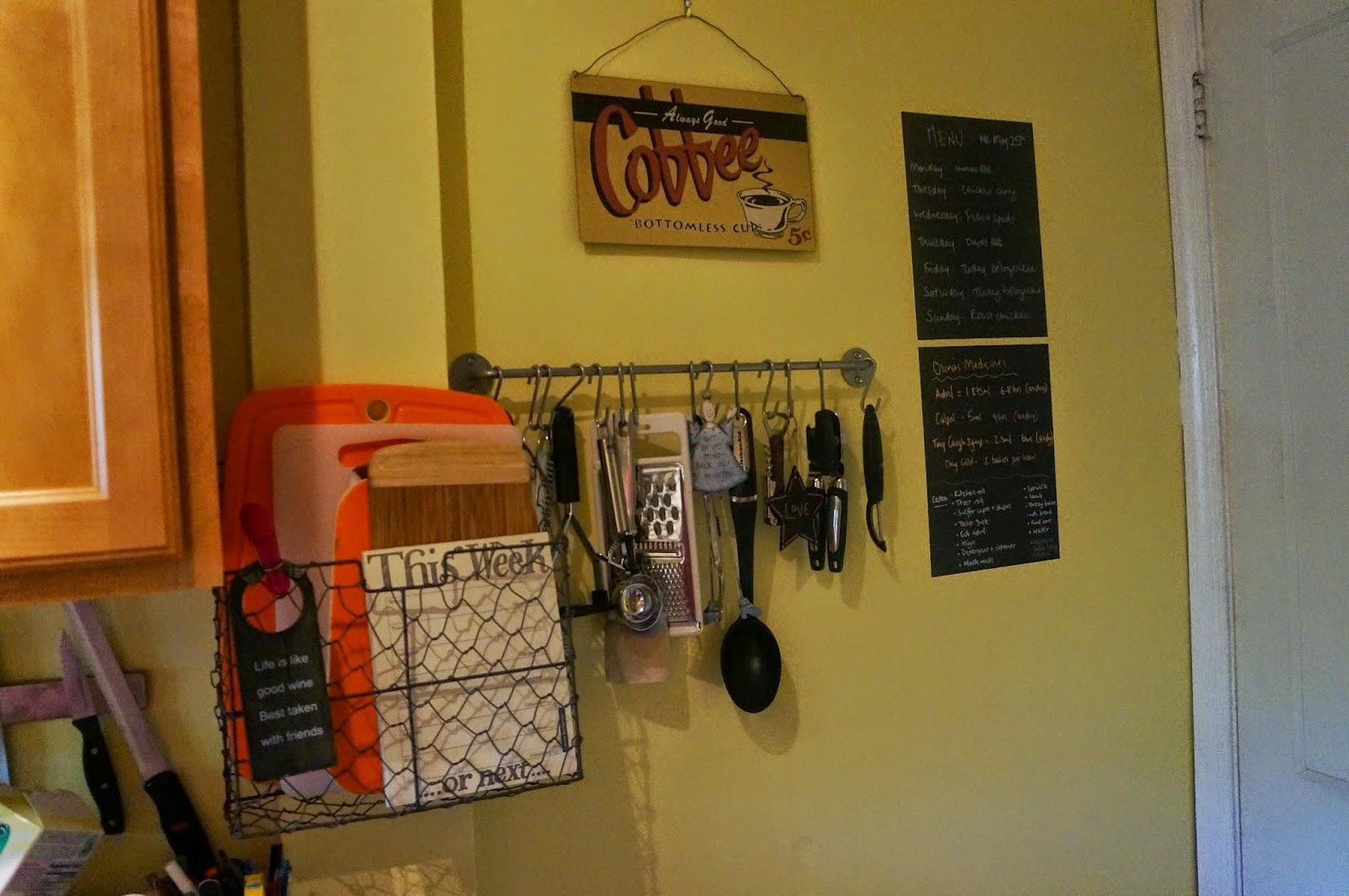 Weeirishlisa365: Kitchen Storage
