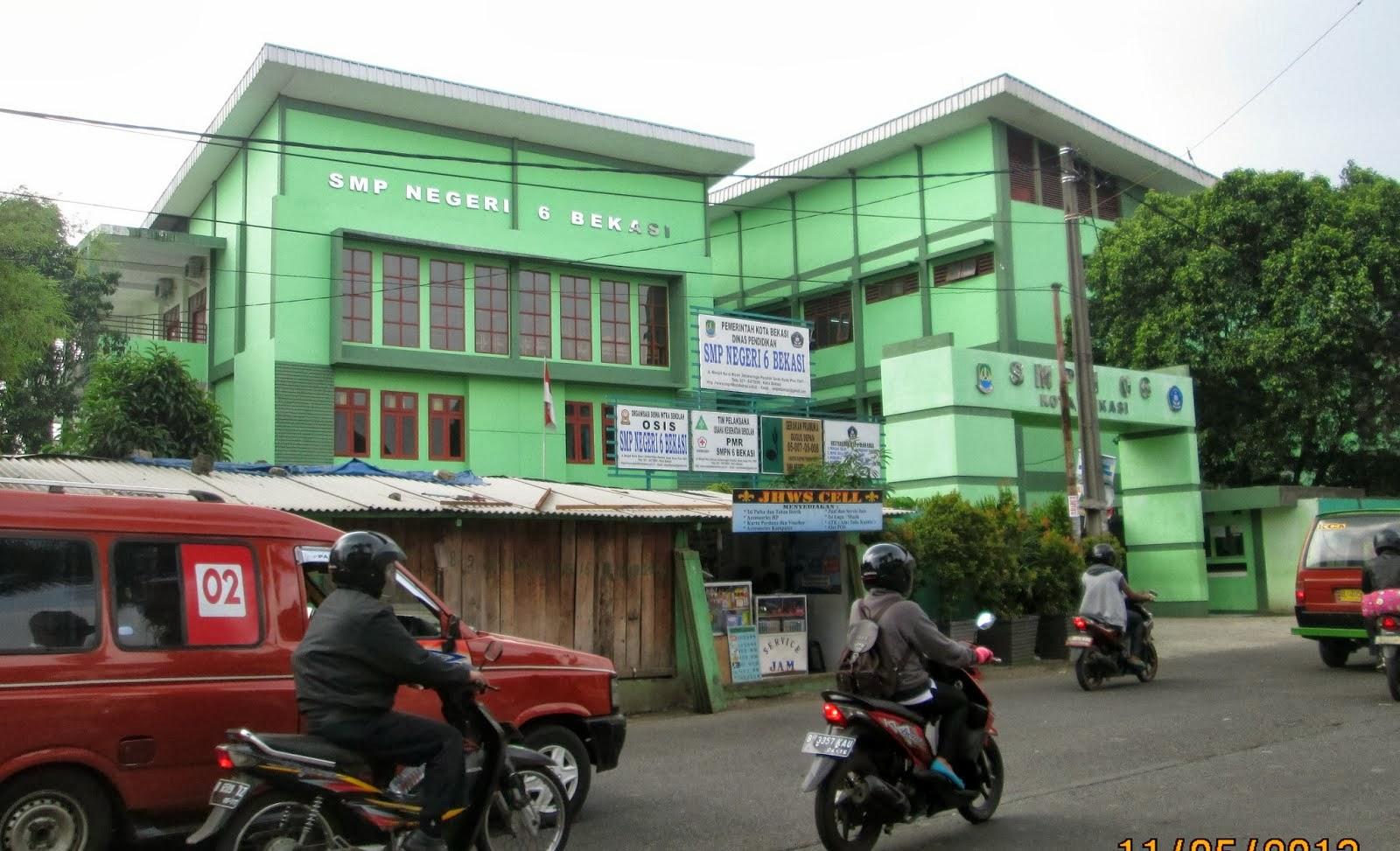 Musang Area Tentang Smpn 06 Bekasi