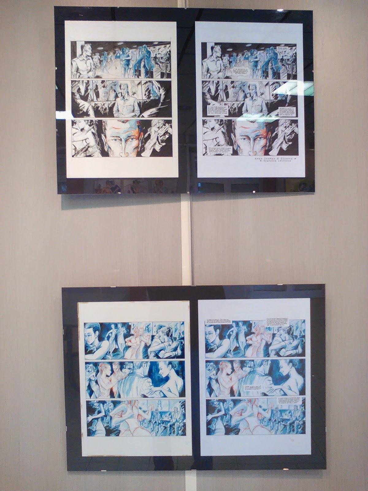 """""""La Cortina"""" de Ben Iceman & Etienne M"""