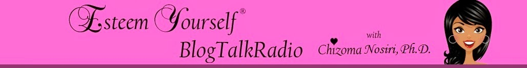 Esteem Yourself BlogTalkRadio