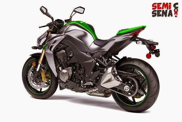 Specifications and Price Kawasaki Z1000 2015