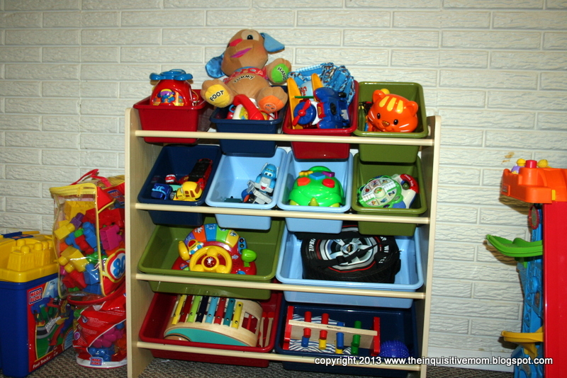 Simple Toy Room Organization Ideas The Inquisitive Mom