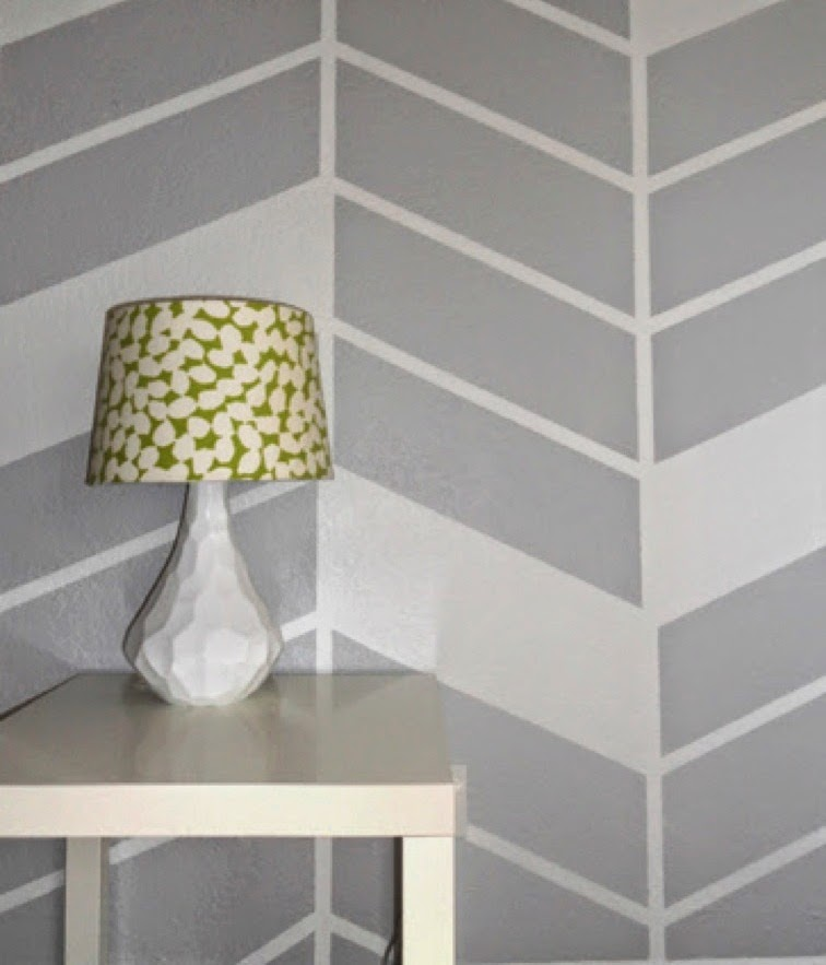 Wall designs with painters tape 2014 fashionate trends for Wall designs using tape