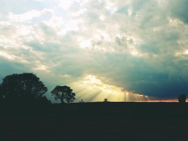 pani dorcia, Polska, Narew, zachód słońca, promienie słoneczne, krajobraz, fotografia, wyzwanie