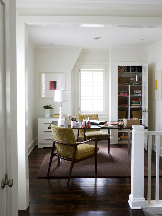 Savvy storage solutions for small spaces home appliance - Small office space solutions plan ...